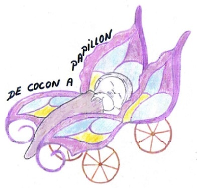 logo cocon papillon